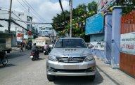 Bán xe Toyota Fortuner 2.5G đời 2013 máy dầu, số sàn, xe màu bạc, biển số TPHCM giá 748 triệu tại Tp.HCM
