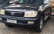 Cần bán gấp xe Toyota Land Cruiser 2005, màu đen giá 425 triệu tại Tp.HCM