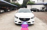 Cần bán Mazda 6 AT 2.5 sản xuất năm 2015, màu trắng chính chủ giá 738 triệu tại Hà Nội