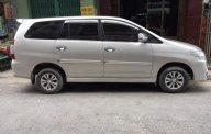 Bán xe cũ Toyota Innova 2.0 sản xuất năm 2012, màu bạc giá 400 triệu tại Tp.HCM