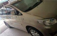 Bán Toyota Innova G sản xuất 2012, màu vàng cát, 425tr giá 425 triệu tại Bình Dương