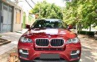 Bán xe BMW X6 xDrive35i đời 2013, màu đỏ, xe nhập giá 1 tỷ 450 tr tại Hà Nội