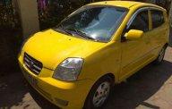 Chính chủ bán xe Kia Morning đời 2007, màu vàng, xe nhập giá 137 triệu tại Hà Nội