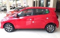 Bán Toyota Wigo 1.2G sản xuất 2019, màu đỏ, nhập khẩu nguyên chiếc, giá chỉ 375 triệu giá 375 triệu tại Bắc Ninh