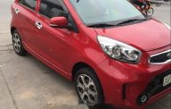 Cần bán xe Kia Morning năm 2016, màu đỏ, giá 345tr giá 345 triệu tại Hà Nội