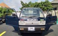 Bán xe tải Suzuki thùng lửng tải trọng 495kg, kích thước lòng thùng dài 1m9 giá 200 triệu tại Tp.HCM