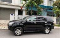 Xe Toyota Fortuner AT năm sản xuất 2011, màu đen giá cạnh tranh giá 535 triệu tại Hà Nội