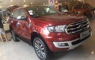 Bán Ford Everest Titanium 2.0L 4x4 AT năm sản xuất 2019, màu đỏ, nhập khẩu giá 1 tỷ 399 tr tại Hà Nội