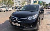 Cần bán gấp Honda CR V 2.4AT năm sản xuất 2013, màu đen chính chủ giá 730 triệu tại Tp.HCM