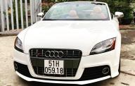 Bán ô tô Audi TTS sản xuất 2008, màu trắng, 799 triệu, nhập khẩu giá 799 triệu tại Tp.HCM