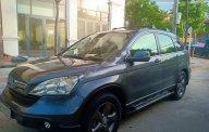 Bán xe Honda CR V 2.4 AT 2009, màu xám, xe nhập số tự động, 495 triệu giá 495 triệu tại Đà Nẵng