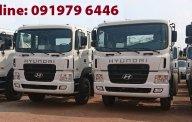 Bán xe Hyundai HD 260-320 cẩu đời 2019, màu trắng, xe nhập giá 2 tỷ 379 tr tại Long An