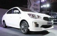 Bán xe Mitsubishi Attrage năm sản xuất 2019, màu trắng, nhập khẩu, 5 chỗ, góp 80% giá 376 triệu tại Đà Nẵng