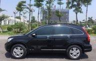 Bán Honda CR V 2010 tự động bản 2.4 full, màu đen bóng rất đẹp giá 595 triệu tại Tp.HCM