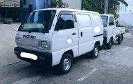 Bán Suzuki Blind Van 580kg màu trắng, đời 2004 giá 150 triệu tại Tp.HCM