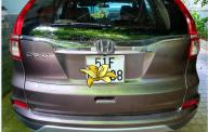 Cần nhượng lại Honda CRV 2.0 2015, biển số đẹp XXX.88 giá 815 triệu tại Tp.HCM