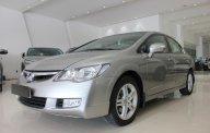 Cần bán xe Honda Civic 2.0 AT đời 2008, màu xám (ghi), giá chỉ 370 triệu giá 370 triệu tại Tp.HCM
