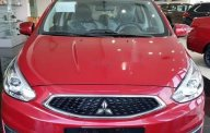 Bán Mitsubishi Mirage đời 2019, màu đỏ, nhập khẩu   giá 350 triệu tại TT - Huế