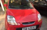 Cần bán xe Daewoo Matiz đời 2011, màu đỏ, nhập khẩu, xe còn rất mới, máy móc nguyên bản giá 150 triệu tại Hà Nội