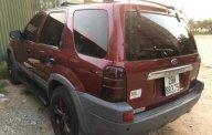 Bán xe Ford Escape đời 2002, màu đỏ, xe nhập giá 150 triệu tại Hà Nội