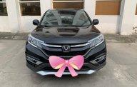 Bán Honda CRV 2.4 SX 2015, màu đen giá 840 triệu tại Hà Nội
