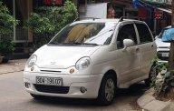 Bán Daewoo Matiz SE sản xuất 2007, màu trắng chính chủ, khung gầm chắc giá 89 triệu tại Hà Nội