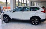 Bán xe Honda CR V sản xuất năm 2019, màu trắng, xe nhập giá 1 tỷ 93 tr tại Tp.HCM