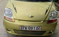 Bán Chevrolet Spark đời 2009, nhập khẩu, máy êm giá 110 triệu tại Nghệ An