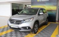 Cần bán Honda CR V 2.4AT năm 2014, màu bạc  giá 776 triệu tại Hà Nội