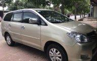 Cần bán Toyota Innova 2.0 sản xuất 2009, xe vẫn đang sử dụng bình thường không lỗi lầm gì giá 400 triệu tại Đắk Lắk