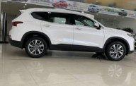 Cần bán xe Hyundai Santa Fe đời 2019, màu trắng, mới 100% giá 1 tỷ tại Tp.HCM