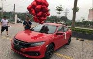Bán xe Honda Civic 2019, màu đỏ, nhập khẩu giá 729 triệu tại Tp.HCM