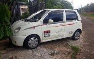 Cần bán lại xe Daewoo Matiz sản xuất 2007, màu trắng, nhập khẩu giá 60 triệu tại Đắk Lắk