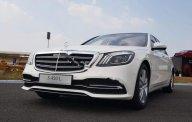 Cần bán xe Mercedes S450L năm 2019, màu trắng giá 4 tỷ 249 tr tại Hà Nội