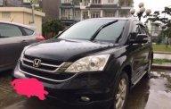 Bán Honda CR V 2.0 AT SX 2010, màu đen, nhập khẩu nguyên chiếc, giá chỉ 515 triệu giá 515 triệu tại Hải Phòng