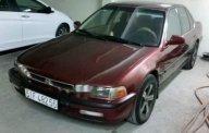 Bán xe Honda Accord sản xuất năm 1991, màu đỏ, nhập khẩu nguyên chiếc giá cạnh tranh giá 115 triệu tại Phú Yên