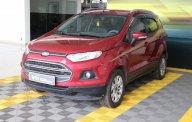 Bán ô tô Ford EcoSport Titanium 1.5AT đời 2017, màu đỏ giá 538 triệu tại Hà Nội