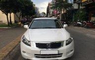 Bán xe Honda Accord 2007 nhập Nhật, màu trắng ca may giá 466 triệu tại Tp.HCM
