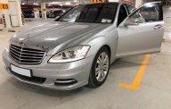 Bán xe Mercedes S400 Hybrid 2012 màu bạc, odo 63.000km, biển TP chính chủ giá 1 tỷ 85 tr tại Tp.HCM