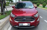 Cần bán Ford EcoSport 1.5 Titanium sản xuất năm 2018, màu đỏ giá 595 triệu tại Tp.HCM