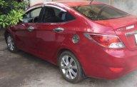 Cần bán lại xe cũ Hyundai Accent 1.4 đời 2011, màu đỏ giá 380 triệu tại Đắk Lắk