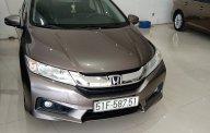 Bán ô tô Honda City 1.5CVT sản xuất năm 2016, màu nâu giá 485 triệu tại Tp.HCM
