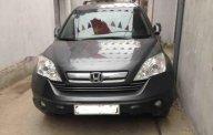 Bán xe Honda CR V đời 2009, màu xám, nhập khẩu xe gia đình, giá 528tr giá 528 triệu tại Hà Nội