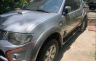 Bán lại xe Mitsubishi Triton GLS 2.5MT đời 2012, màu xám như mới giá 348 triệu tại Hà Nội