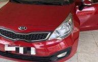 Cần bán gấp Kia Rio sản xuất 2014, màu đỏ, nhập khẩu nguyên chiếc xe gia đình giá 330 triệu tại Kon Tum