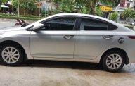 Bán Hyundai Accent 1.4AT màu bạc, số tự động, sản xuất 2018, mẫu mới bản tiêu chuẩn giá 508 triệu tại Tp.HCM
