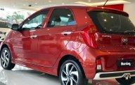 Bán Kia Morning S AT năm sản xuất 2019, màu đỏ, giá chỉ 391 triệu giá 391 triệu tại Tp.HCM