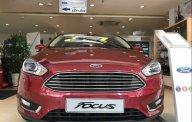Bán Ford Focus Titanium 2019, màu đỏ, giá chỉ 725 triệu giá 725 triệu tại Tp.HCM