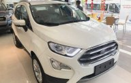 Bán Ford EcoSport đời 2019, màu trắng, giá tốt giá 595 triệu tại Tp.HCM