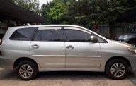Cần bán xe cũ Toyota Innova đời 2015, màu bạc giá 540 triệu tại Hà Nội